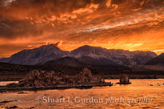 Sunset Over The Sierra, Mono Lake_1914_15_16 (chasingthelight10) Tags: california travel sky nature photography landscapes twilight events lakes sunsets places yellowstonenationalpark monolake easternsierra tufas blinkagain