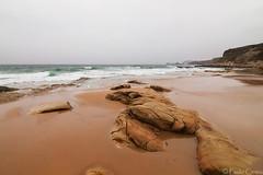 CANTABRIA... (Paolo Cirmia) Tags: sea beach landscapes mare waves paesaggi spiaggia cantabria onde liencres