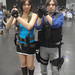 AM2 Con 2012 - Resident Evil cosplay