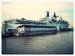 HMS Bulwark (L15), Liverpool 6.5.16 (bobbex) Tags: naval mersey rn merseyside rivermersey royalmarines l15