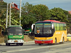 Yellow Bus Line A-83 (Monkey D. Luffy 2) Tags: road city bus public photography photo coach nikon d philippines transport vehicles transportation coolpix vehicle society davao coaches philippine enthusiasts yutong yuchai philbes zk611h
