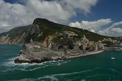 Portovenere (mttdlp) Tags: sea panorama mare liguria portovenere cpl scogli landascape palmaria d3200