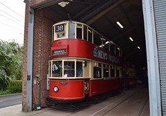 1858 (markkirk85) Tags: new london english electric museum transport tram east trams 1858 1930 anglia in emb