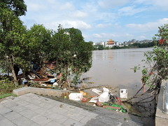 Liuzhou/ DSCN8771 (Petr Novk ()) Tags:  china na  guangxi  liuzhou  asia asie    flood water city river