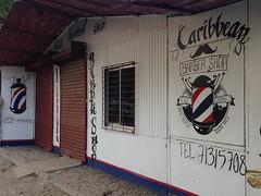 Costa Rica, Barber Shop, Santa Elena