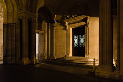 Louvre Memories (J_Care) Tags: light paris france night shadows louvre memories arches archives handheld nightwalk highiso canon6d tamron2470f28vcusd followmeontwitterjcarephoto nowoninstagramjcarephoto