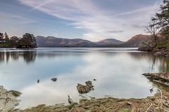Last light over Derwent Water (Geoff Threadgill ( off again )) Tags: coth ngc sunrays5