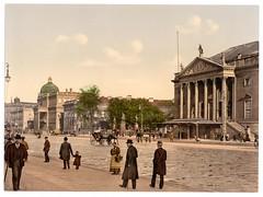 Berlin (17) (DenjaChe) Tags: berlin 1900 postcards 1900s postkarten ansichtskarten