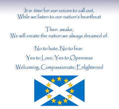 It is time (Gareth Timms) Tags: scotland europeanunion scotlandwelcomerefugees