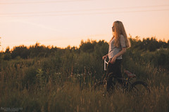 DSC04810 (mlaivii) Tags: sunset portrait sports girl beautiful fashion 50mm prime lights bmx view bokeh sony f18 a6300 sonya6300