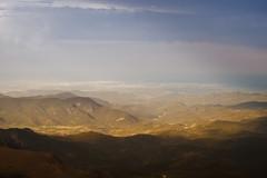 Denver countryland (Dykh) Tags: mountain landscape evans colorado warm denver hike telephoto sunray