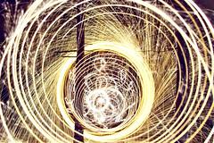 20150809 absorption () 1 (Light painting, Lightgraffitti, Long exposure, lig) Tags: longexposure lightpainting slowshutter lighttrail steelwool lightpaint firepainting lightgraffitti lightpaintingphotography