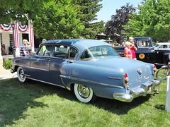 1954 Chrysler New Yorker 4dr Sedan (JCarnutz) Tags: 1954 newyorker chrysler greenfieldvillage motormuster