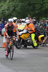 Jonny Brownlee World Triathlon Leeds (Leodensian) Tags: world water wheel race swim photo flickr ride yorkshire hill leeds run columbia cycle winner jonny triathlon brownlee threadneedle 2016 twitter leodensian