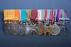 Gurkha soldier's medal bar, serving in Burma, Malaysia and Singapore (blauepics) Tags: bar soldier army star singapore order burma royal award medal malaysia clasp nepalese singapur officer soldat armee orden malaya gurkha spange offizier königlich gorkha nepalesische ordenspange
