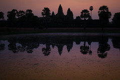 Angkor Wat Sunrise (ruminate) Tags: travel sunrise temple nikon cambodia khmer angkorwat siemreap 2016 angkortemple nikond90