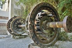 "_DSC0695 (Marco ""cordy"" Cordiviola) Tags: croazia krka turbina manufatti"