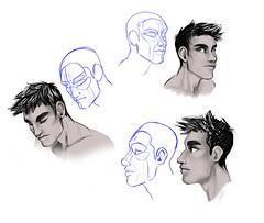 "Nine Face Models • <a style=""font-size:0.8em;"" href=""http://www.flickr.com/photos/77713531@N06/6874888238/"" target=""_blank"">View on Flickr</a>"
