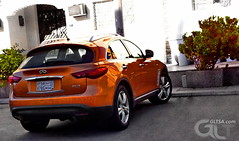 Infiniti FX-35 FX Series - Jeddah (@GLTSA Over a million views) Tags: auto cars car series autos jeddah fx infiniti fx35