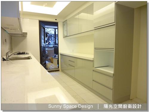 廚具大王-三重重新路陳小姐廚具-陽光空間廚衛設計19