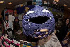 Anime Conji 2012 - Koffing 2 (MisledYouth74) Tags: cosplay pokemon cosplayers koffing teamrocket animeconji animeconji2012