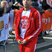 Marvin Humes Sainsbury's Sport Relief Mile 2012 - London