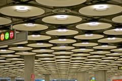 UFOs (bsii) Tags: madrid airport spain october ufo mad 2008 ufos barajas afnikkor50mmf18d madridbarajasinternationalairport