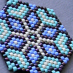 DSCN6427 (27anabel) Tags: peyote earrings beading beadwork delica