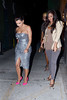 Kim Kardashian leaving Nobu in West Hollywood West Hollywood, California