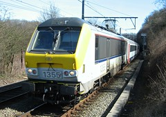 1355 SNCB (Belgium) (BIBI Tornado) Tags: pictures camera railroad italy france ice digital truck germany europe track searchthebest belgium diesel photos muscle frankfurt engine experiment bruxelles eisenbahn rail trains kln db international trucks transports anita luxembourg railways hbf exclusive trainspotting tgv trucking locomotives highspeed lige bravissimo damncool nmbs class66 elok flickr2blog digitalcameraclub transportations supershot baureihe sncb railfans flickrsbest aplusphoto anythingdigital topqualityimage favouritecapture vipveryimportantphotos theworldinflickrportalndenstantanealltypesoftransport trainstgv