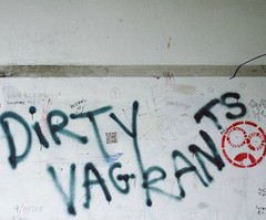 (e_alnak) Tags: urban streetart art wall graffiti stencil paint tag tags can spray urbanart streetartist vandalism graffito written graff aerosol bomb tagging bombing graffeur throwup graffitis subculture graffitiwriters vagrants whitebicycles ealnak newformsofexpression