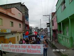 Passeada_Catequetica_2012 (Parquia Santa Rita de Cssia - Itabuna) Tags: santa rita pastoral cssia parquia passeata sade catequese