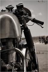 BSA (=RetroTwin=) Tags: classic race canon vintage eos 50mm paradise retro motorbike motorcycle oldtimer british racer 2012 alloy 61 bsa raceway motorrad clipon roadrunners finowfurt töff 450d race61 lostillusion75 retrotwin