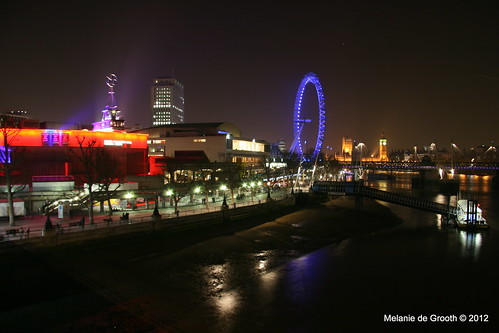 South Bank at Night