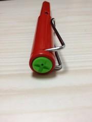 lamy safariのグリーン色の万年筆