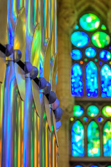 Sagrada Famlia (PatsSoxfan) Tags: barcelona spain nikon sagradafamilia hdr d7000