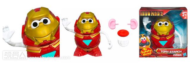 玩具界的奧斯卡得主-惡搞神人蛋頭先生演藝人生專題報導