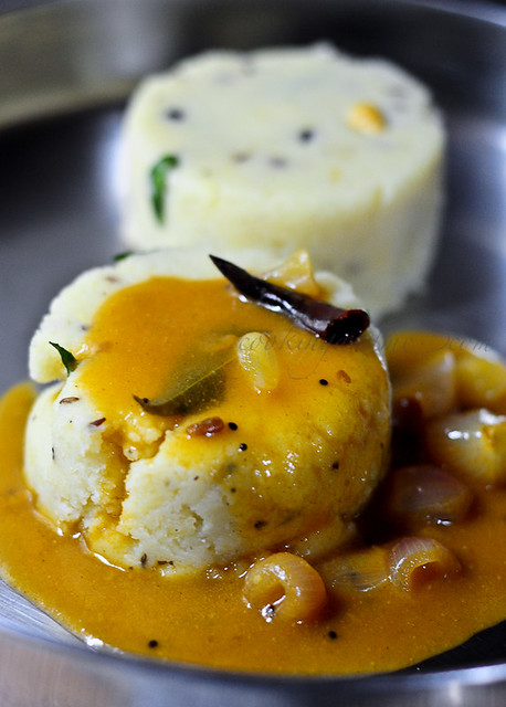 Rava Pongal | Sooji Pongal | Semolina Pongal Recipe