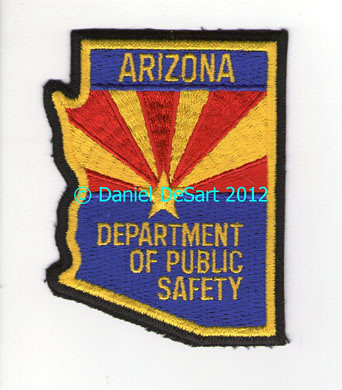 Arizona Department of Public Safety (Older Variant)