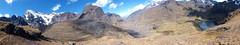 Encompassing (LeelooDallas) Tags: sky cloud mountain lake peru inca america landscape fuji hiking south dana trail andes alternative colca hs20 exr iwachow