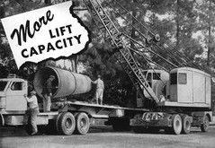 Publicité pour grue mobile Koehring de 25t - Add for Koehring 25t truck crane  II (PLEIN CIEL) Tags: koehring truckcrane gruemobile
