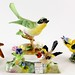160. Assorted Fine Porcelain Birds