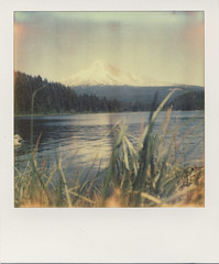 mt.hood (daveotuttle) Tags: summer film oregon mthood dayfour px70 impossibleproject roidweek2012