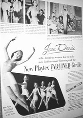 22 (Undie-clared) Tags: girdle playtex fablined