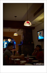 Summicron 50mm f2 Rigid vs. Voigtlander NOKTON 50mm f1.5 (Alfred Life) Tags: leica dinner 50mm restaurant shanghai voigtlander  nokton m9  f15   leicam9 m9p leicam9p papasgermanrestaurant