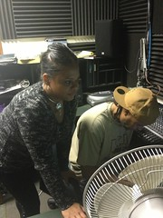 Tish and Boog at Work