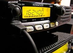 Ham Radio - Kenwood TM-281 VHF Transceiver (Daryll90ca) Tags: rig kenwood vhf hamradio amateurradio 2meters tm281