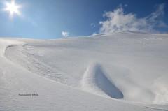 Lucomagno Inverno - Passo dell'Uomo - Valle Termine (Photo by Lele) Tags: winter surf valle neve kit inverno vento termine ghiaccio passo 2014 delluomo leventina ritom lucomagno blenio piora
