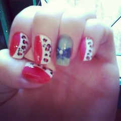 (Vanessa Antonio) Tags: art top nail unhas nailart oncinha