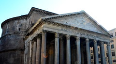 Pantheon 1 (pjpink) Tags: italy rome church temple march spring ancient pantheon 2014 ancientrome pjpink